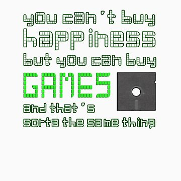 You Can't Buy Happiness by gregting