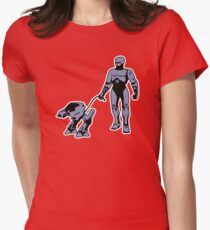 Robocop Women's Fitted T-Shirt