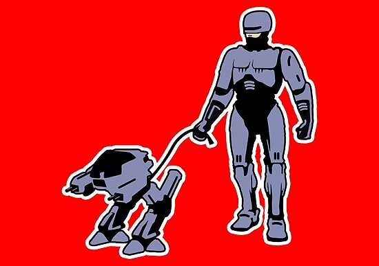 Robocop by dutyfreak
