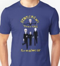 Gentlemen's Thin and Tall T-Shirt