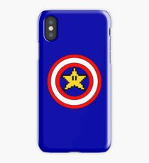 Captain Mario iPhone Case/Skin
