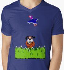 Duck Hunt Men's V-Neck T-Shirt