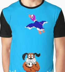 Duck Hunt Graphic T-Shirt