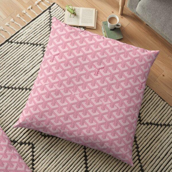 balmain, moschino, dolce gabbana, hermes texture, fashion, trending, case, paris, m0ncler Floor Pillow