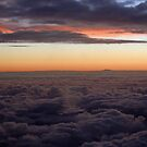 Above the clouds... by JenniferLouise