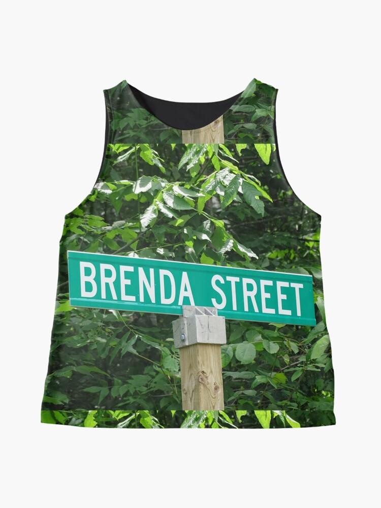 Alternate view of Brenda  Sleeveless Top