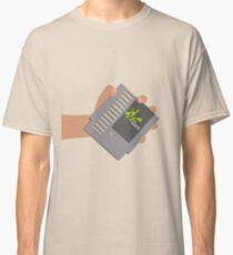 Vsauce outro NES cartridge Classic T-Shirt