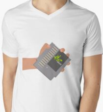 Vsauce outro NES cartridge T-Shirt