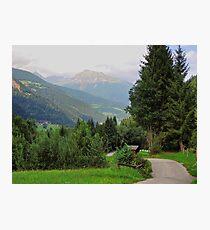 Carinthia, Austria, Photographic Print