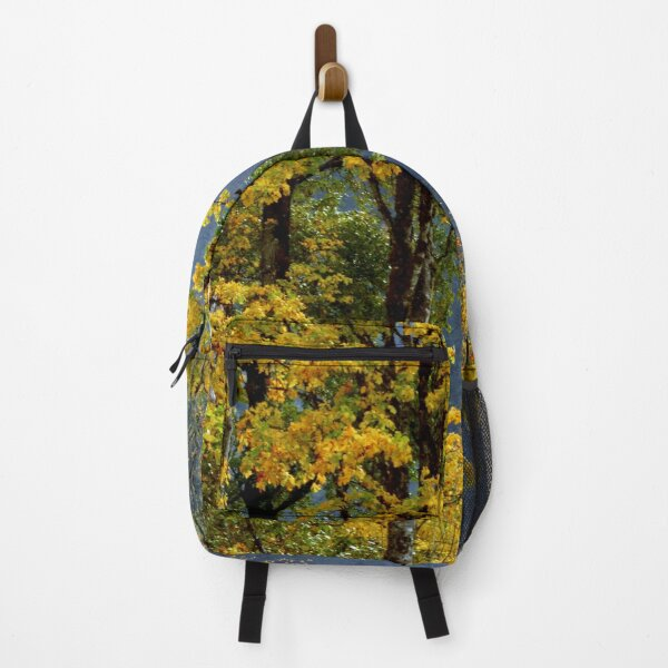 AUTUMN IN THE OLYMPICS Backpack
