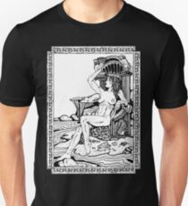 Tarot: Queen of Cups Unisex T-Shirt