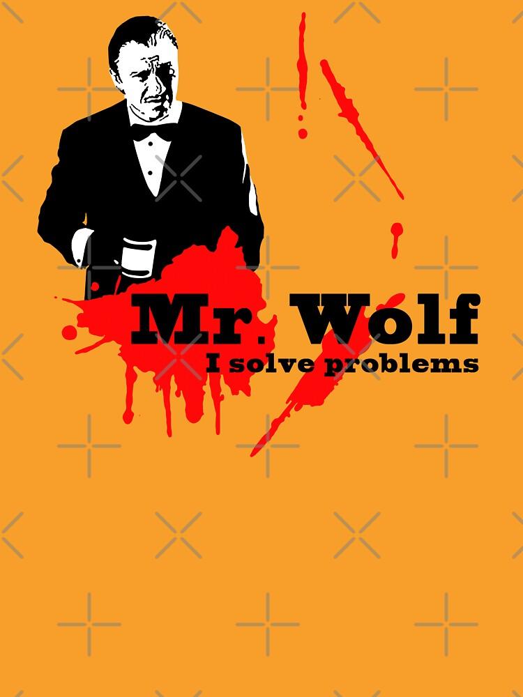 Mr. Wolf | Unisex T-Shirt
