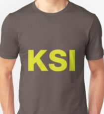 KSI name Unisex T-Shirt