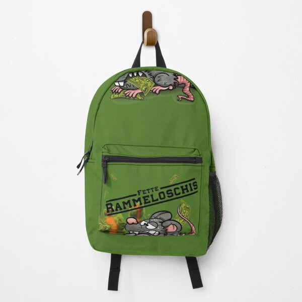 """Bad Boys """"Rammeloschis"""" Backpack"""