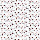 Winter Robins by David & Kristine Masterson