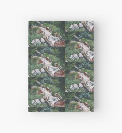 Beekje ~Little brook Hardcover Journal