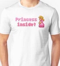 Princess inside! Unisex T-Shirt