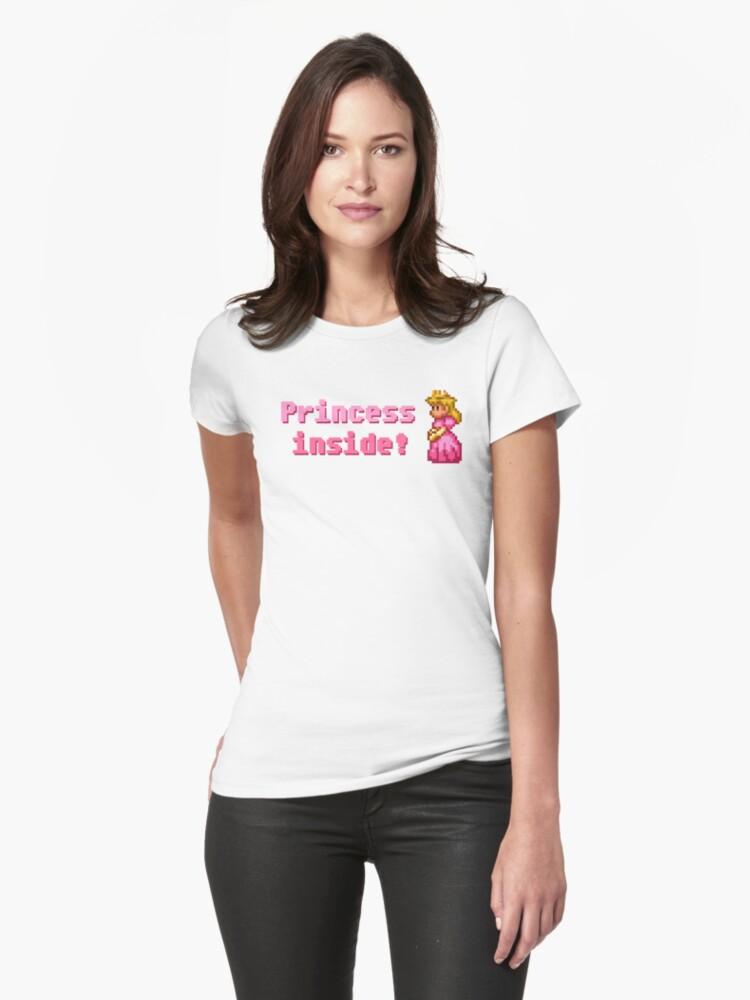Princess inside! by dutyfreak