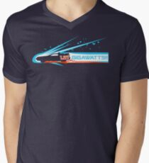 1.21 Gigawatts! Men's V-Neck T-Shirt