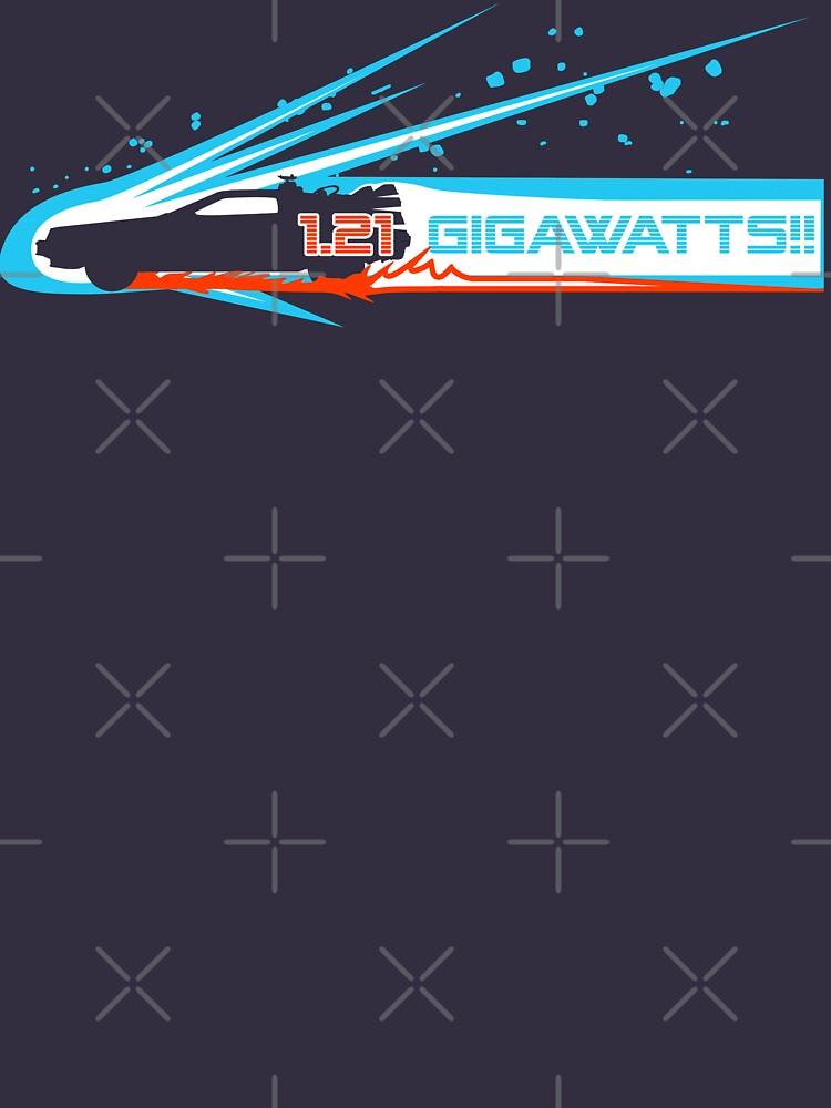 1.21 Gigawatts! by dutyfreak