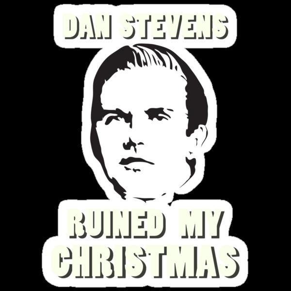 Dan Stevens Ruined Christmas by Wetasaurus