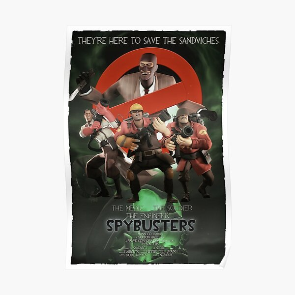 Spybusters Poster
