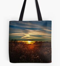 Sunset in Kentucky Tote Bag
