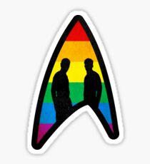 Rainbow Spirk Sticker