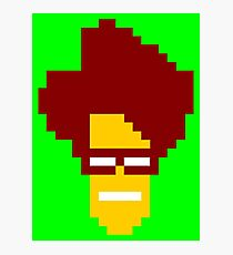 The IT Crowd: Moss Photographic Print