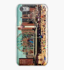 Vintage Coney Island  iPhone Case/Skin