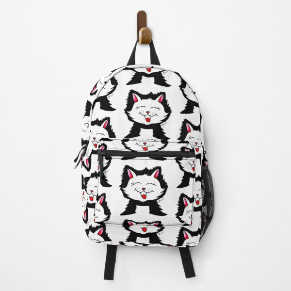 Laughing Cat Backpack