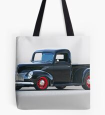 1940 Ford Deluxe 8 Pickup Tote Bag