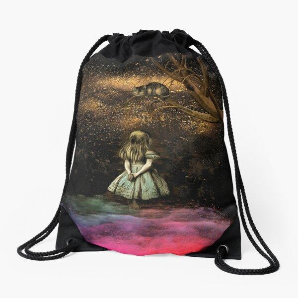 Magical Wonderland  Drawstring Bag