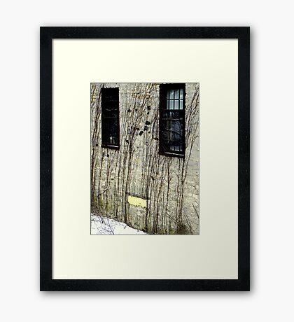 Happy home © Framed Print
