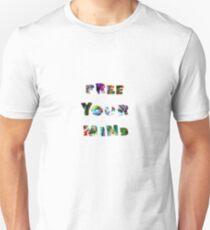 FREE YOUR MIND '16 Unisex T-Shirt