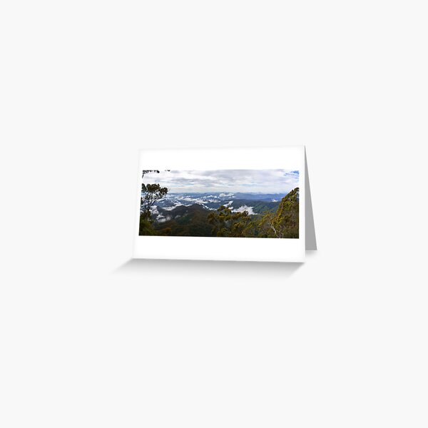 Point Lookout Greeting Card