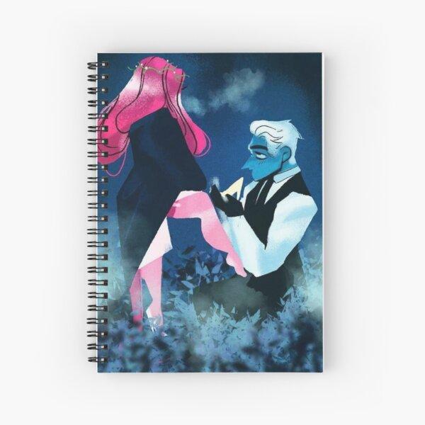 Hades y Perséfone Cuaderno de espiral