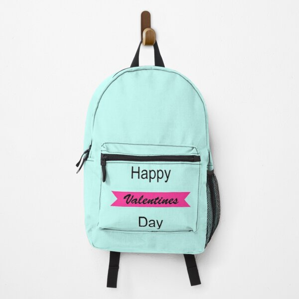 Cute valentines day design Backpack