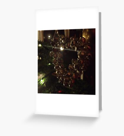 Decorations  Greeting Card
