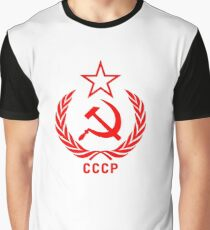 Communist Graphic T-Shirt