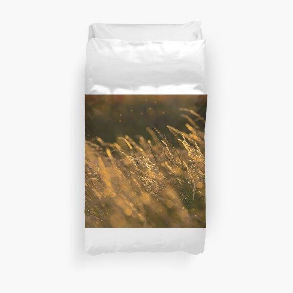 Summer Grasses 2 Duvet Cover