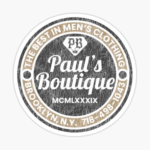 Paul's Boutique Distressed Sticker