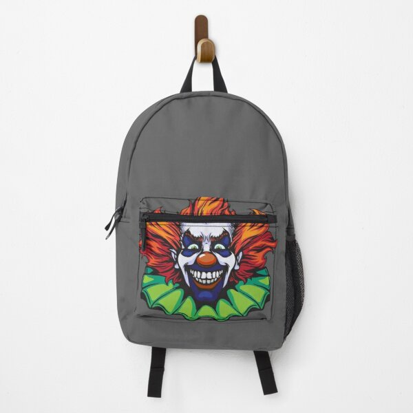 Scary Clown Backpack
