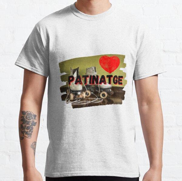 I Love Patinatge Classic T-Shirt