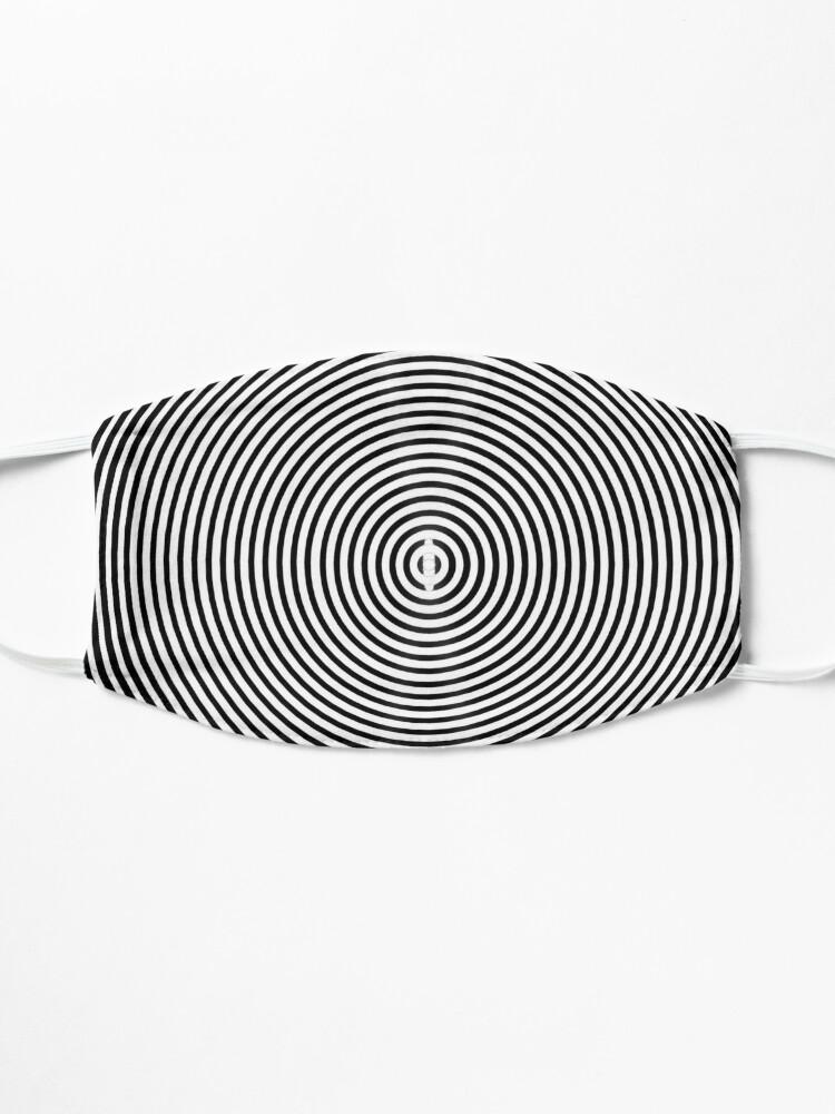 Alternate view of Amazing optical illusion Mask