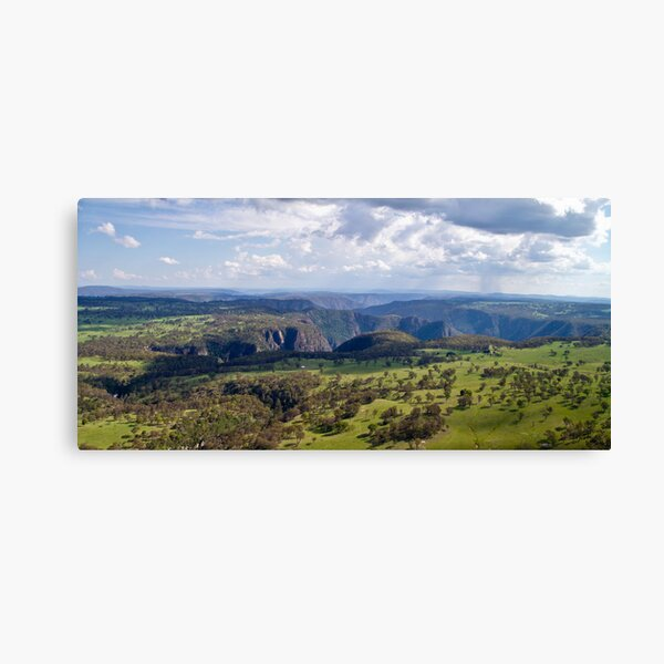 Wollomombi Falls Gorge Canvas Print