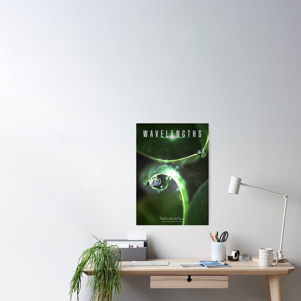 Wavelengths, Pt. 1 Poster