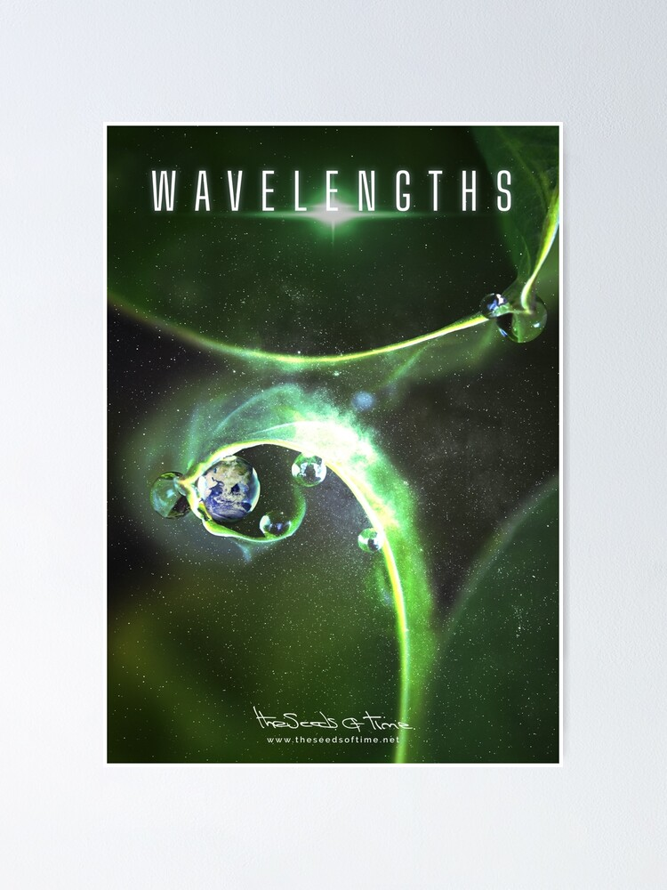 Alternate view of Wavelengths, Pt. 1 Poster
