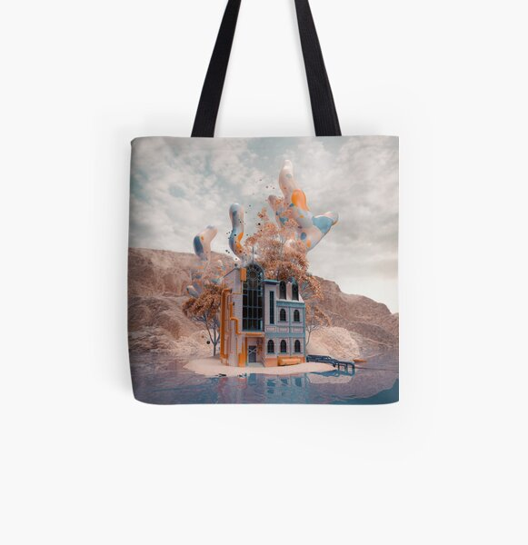 No place like home All Over Print Tote Bag