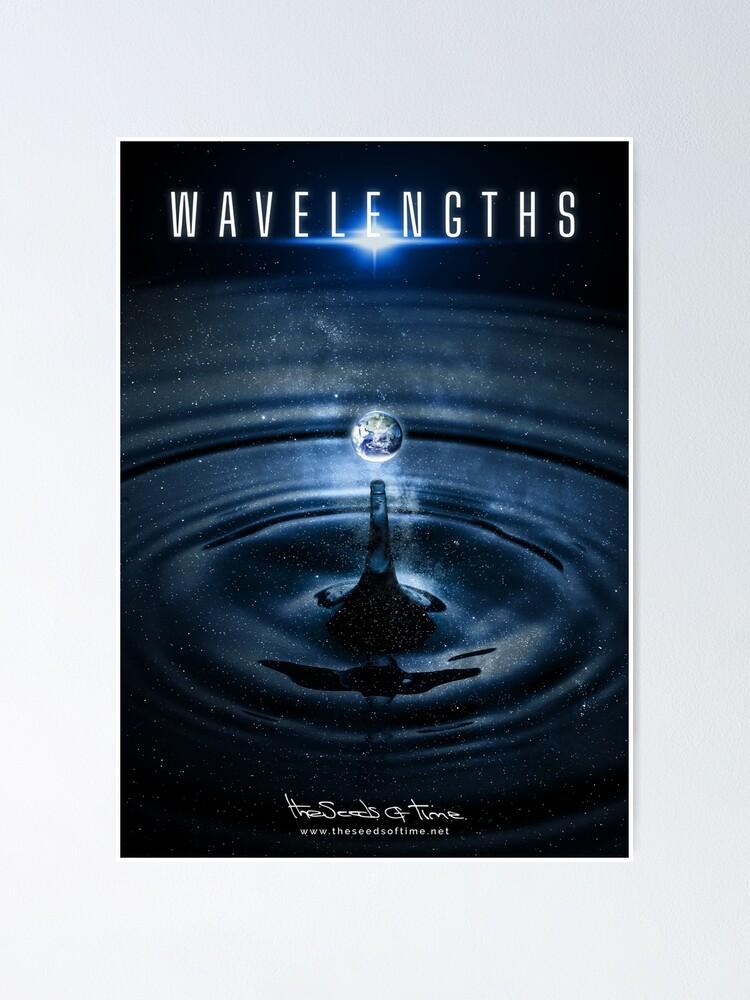 Alternate view of Wavelengths, Pt. 2 Poster